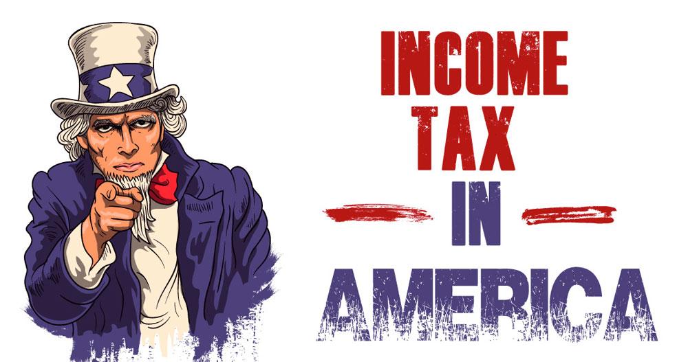 Đóng thuế thu nhập tại Mỹ
