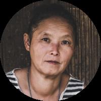 Bà Đinh Thị Thơ