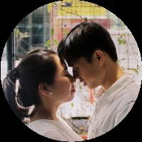 Anh Chương và chị Nhung