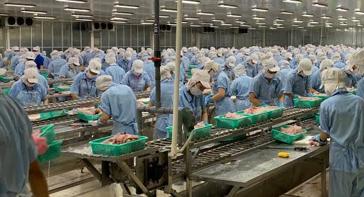 Định cư Canada ngành chế biến hải sản năm 2020