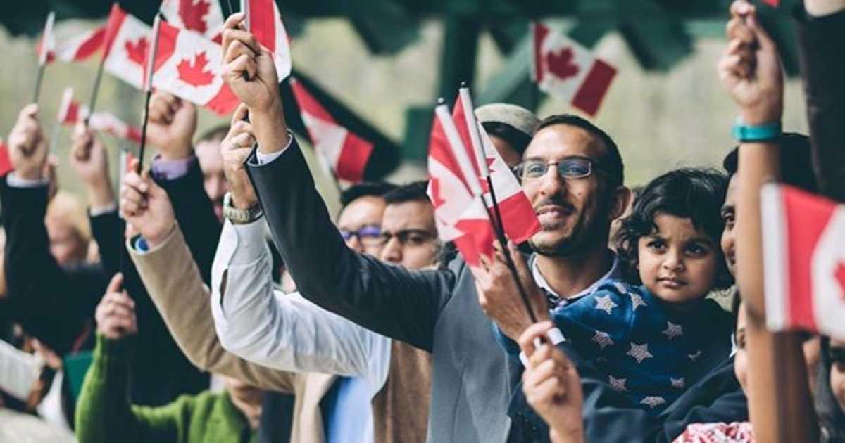 80% người Canada ủng hộ người lao động nước ngoài nhập cư