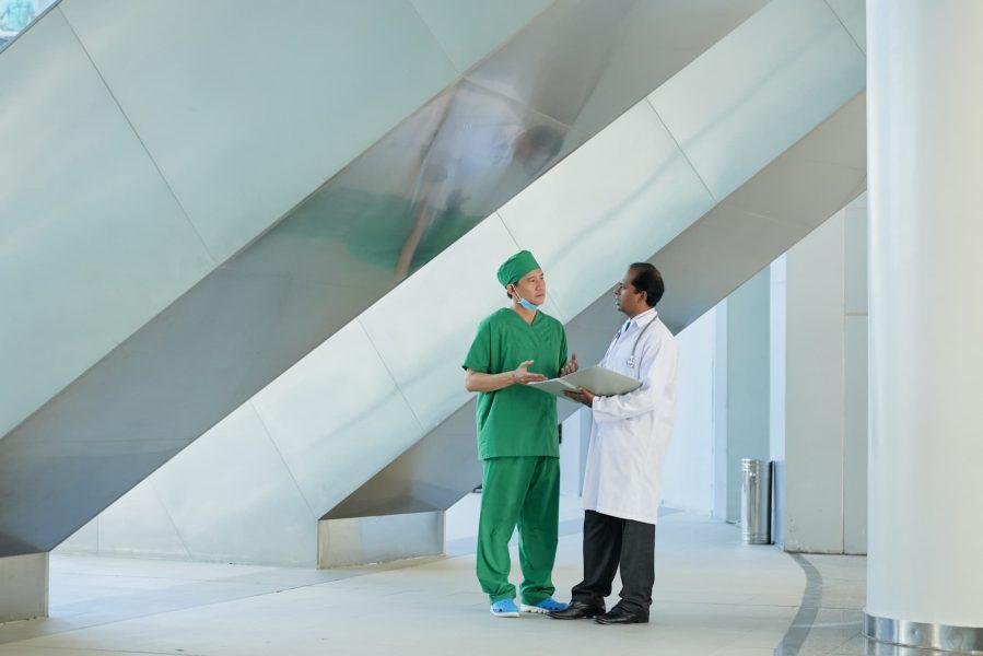 định cư lĩnh vực y tế