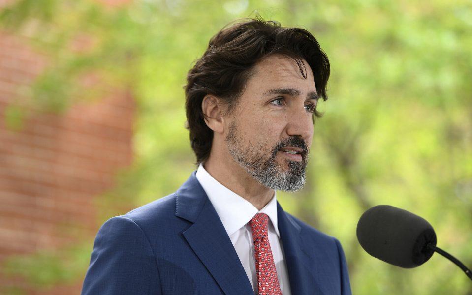 Thủ tướng Canada Justin Trudean và vấn đề nhập cảnh Canada trong tình hình dịch bệnh