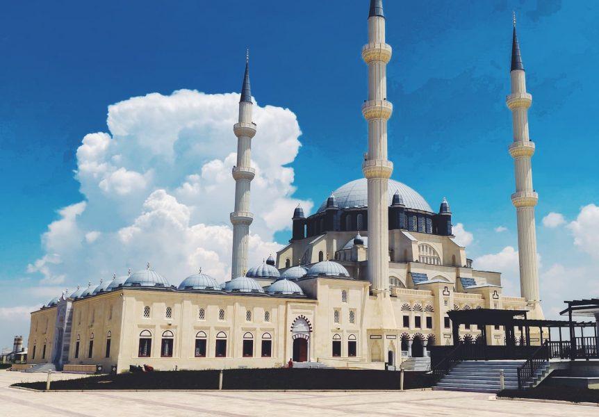 Du lịch Síp - đền Hala Sultan Tekke
