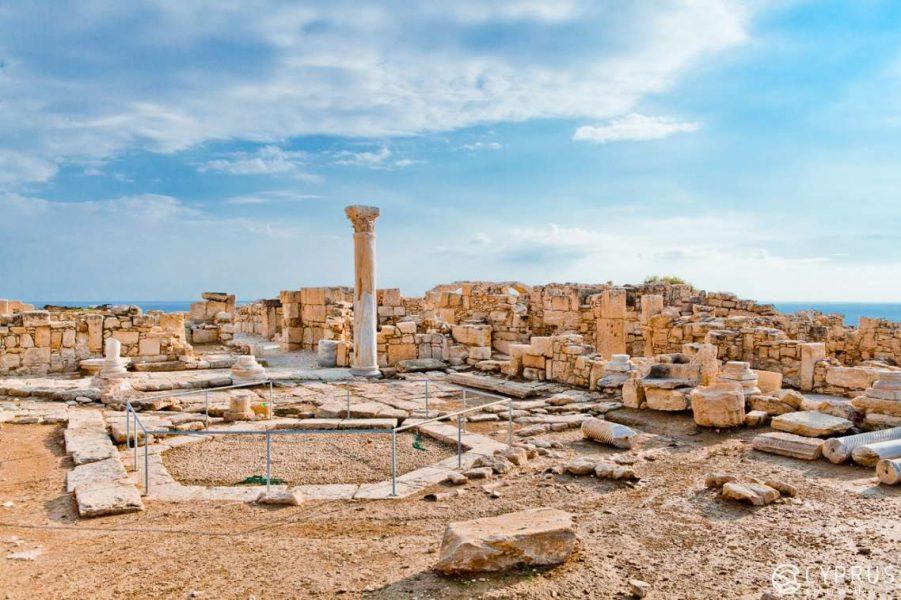 Khu khảo cổ Kourion