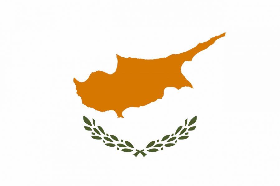 định cư cộng hòa síp - quốc kỳ