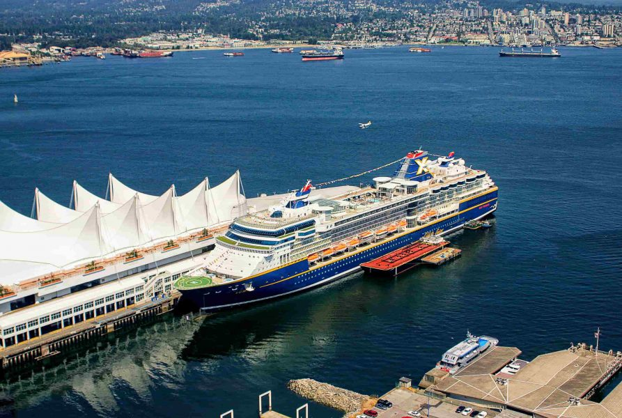 Du lịch đến Canada bằng du thuyền - Vancouver Canada