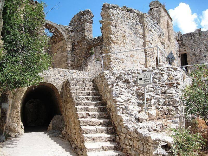 Lâu đài St. Hilarion