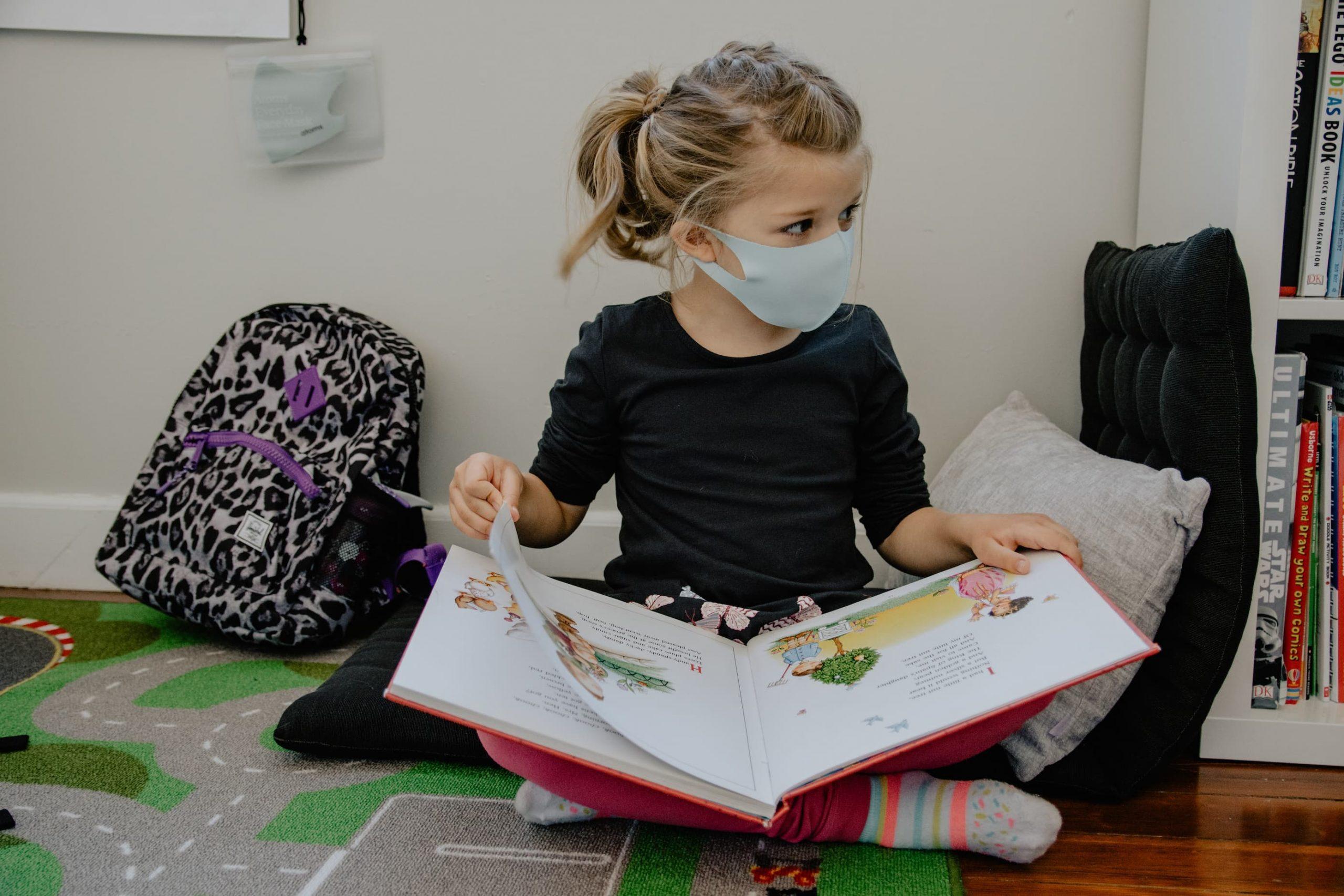 sự ảnh hưởng của biến thể Delta của virus Corona đến trẻ em