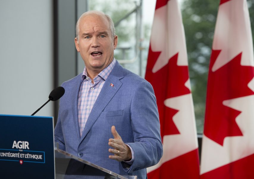 Bầu cử Canada năm 2021 Đảng Bảo thủ nói gì