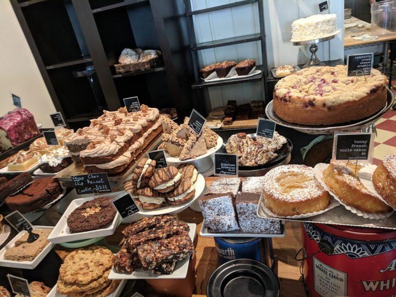 Khám phá Canada - Tiệm bánh tại Vancouver - Purebread