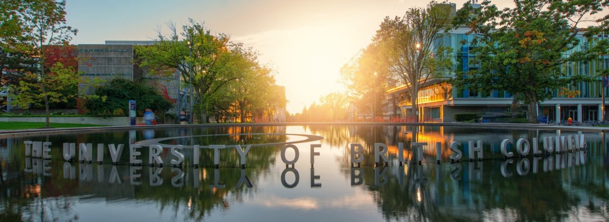 Đại học British Columbia Canada - Top 2