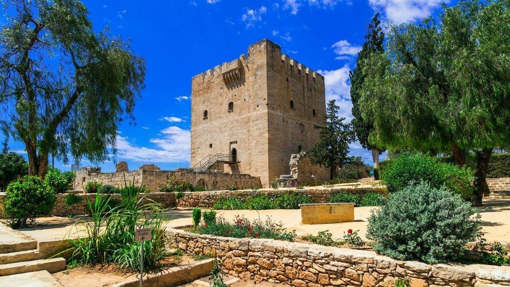 Lâu đài Limassol
