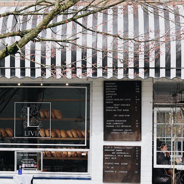Khám phá Canada - Tiệm bánh tại Vancouver - livia sweet
