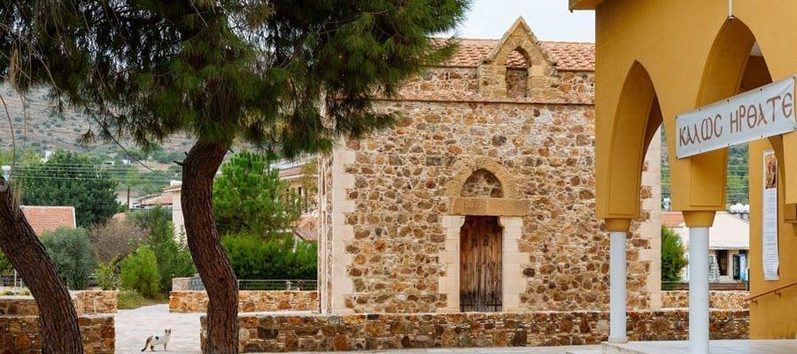 Du lịch Síp - Nhà nguyện Hoàng gia của Agia Katerini