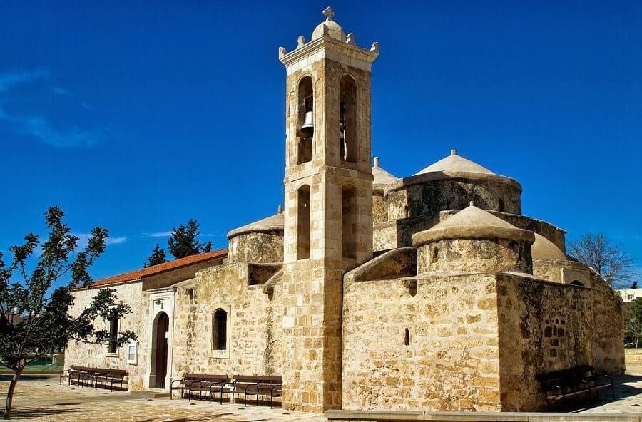 Nhà thờ Agia Paraskevi - Geroskipou