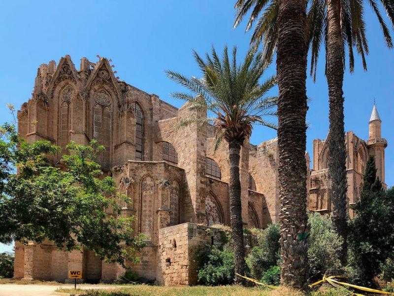 Nhà thờ Hồi giáo Lala Mustafa Pasha tại Famagusta