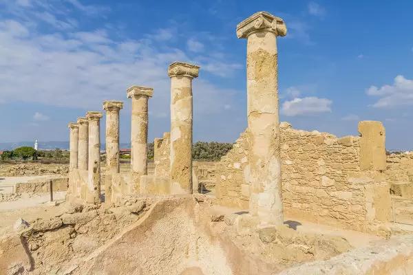 Papos - Di tích lịch sử tại Síp