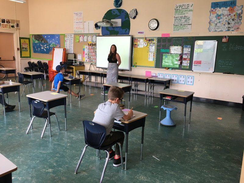 Học tập tại Canada - Trường tiểu học ở BC
