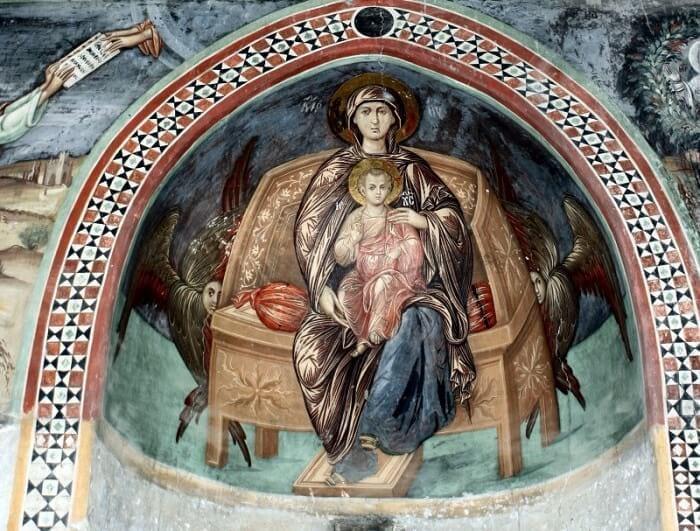 Tu viện Agios Ioannis Lampadistis - Kalopanayiotis