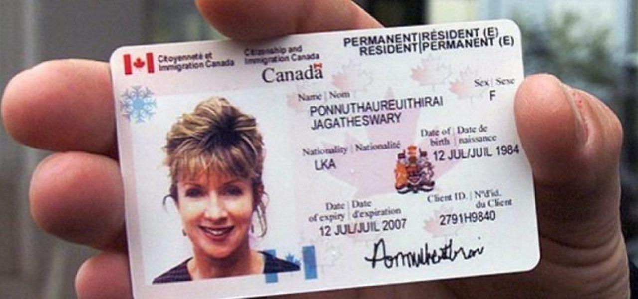 thẻ thường trú nhân canada lnc global