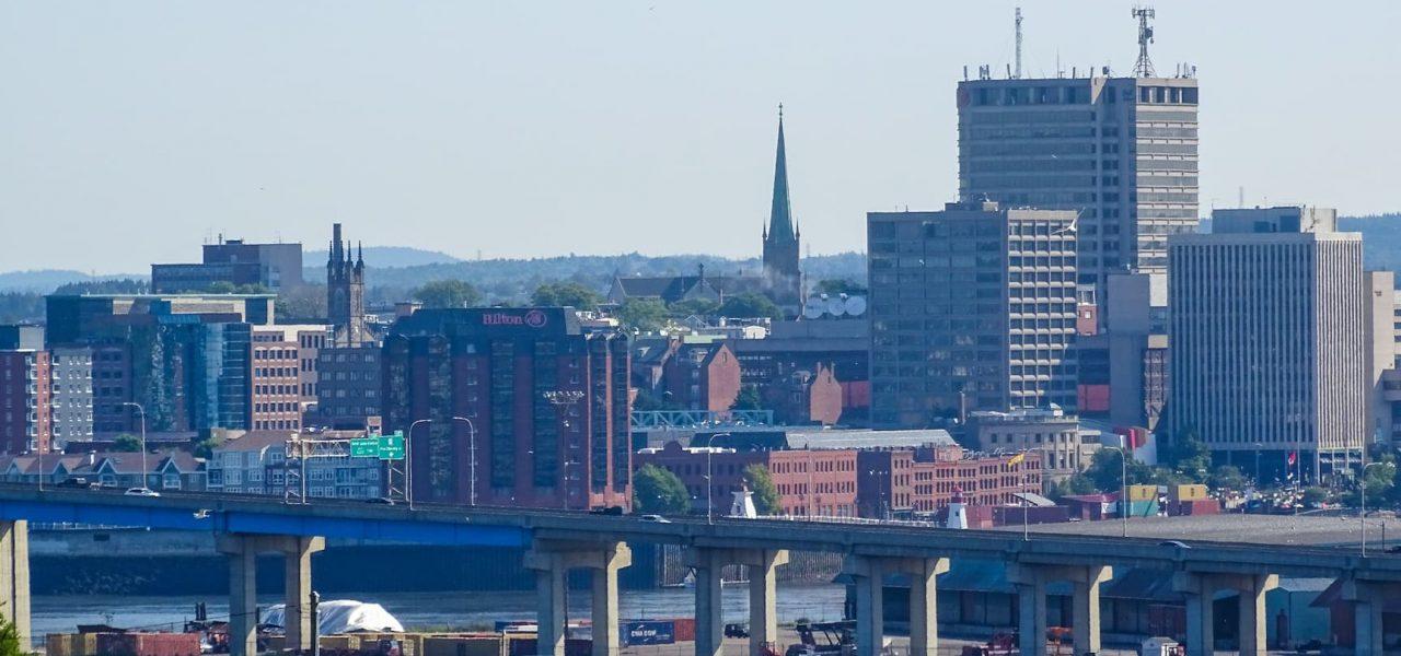 Con đường định cư New Brunswick
