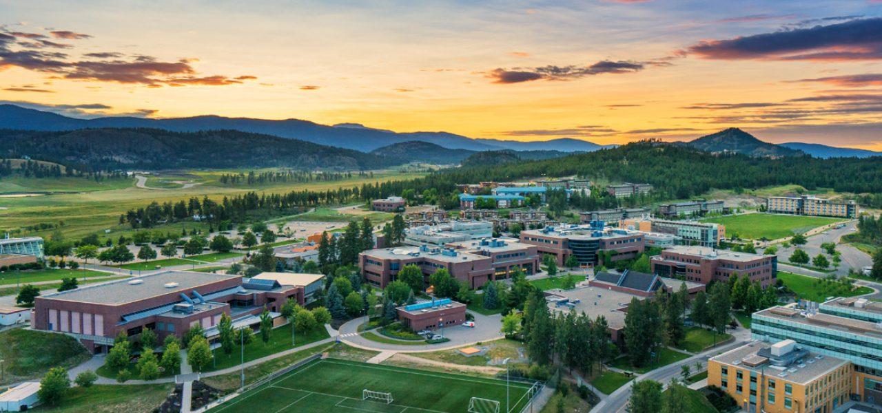 Học tập tại Canada - trường Đại học British Columbia Okanagan