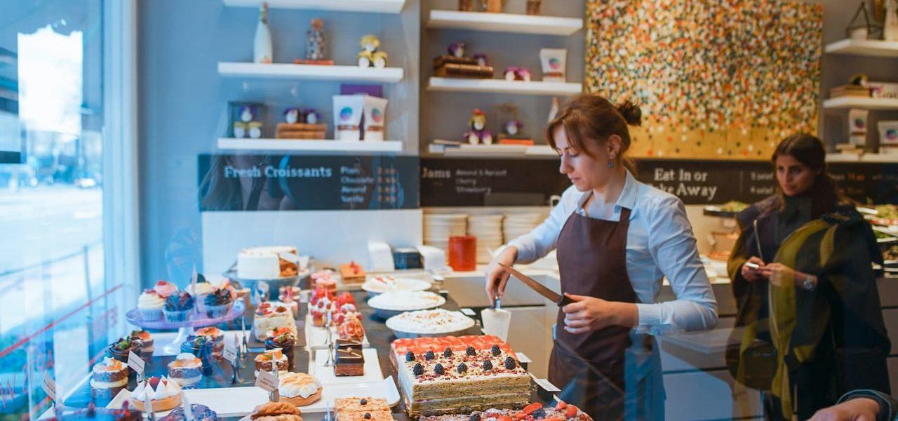 Khám phá Canada - Tiệm bánh tại Vancouver