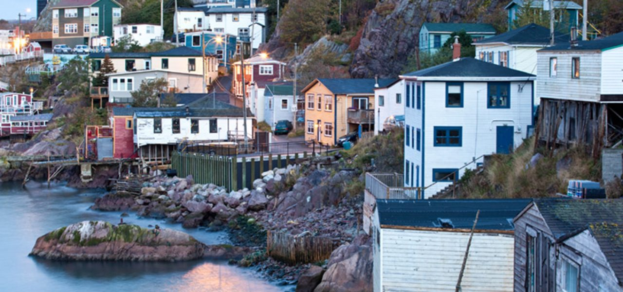 The Newfoundland and Labrador canada lnc global