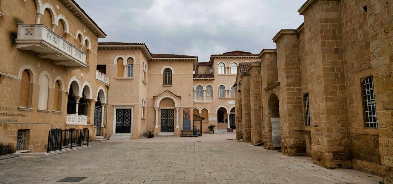 Thành phố Nicosia ở Síp