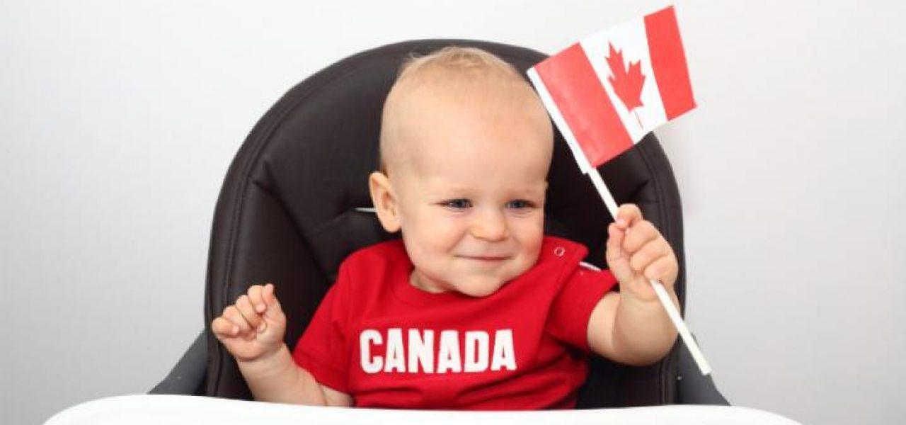 sinh con tại canada lnc global